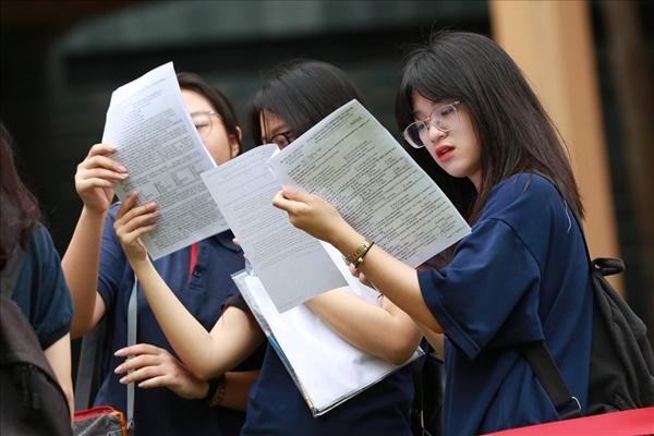 Cấu trúc đề thi THPT Quốc gia 2020 tất cả các môn thi